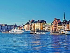 Kreuzfahrt nach Stockholm