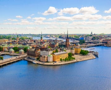 Landausflüge in Stockholm