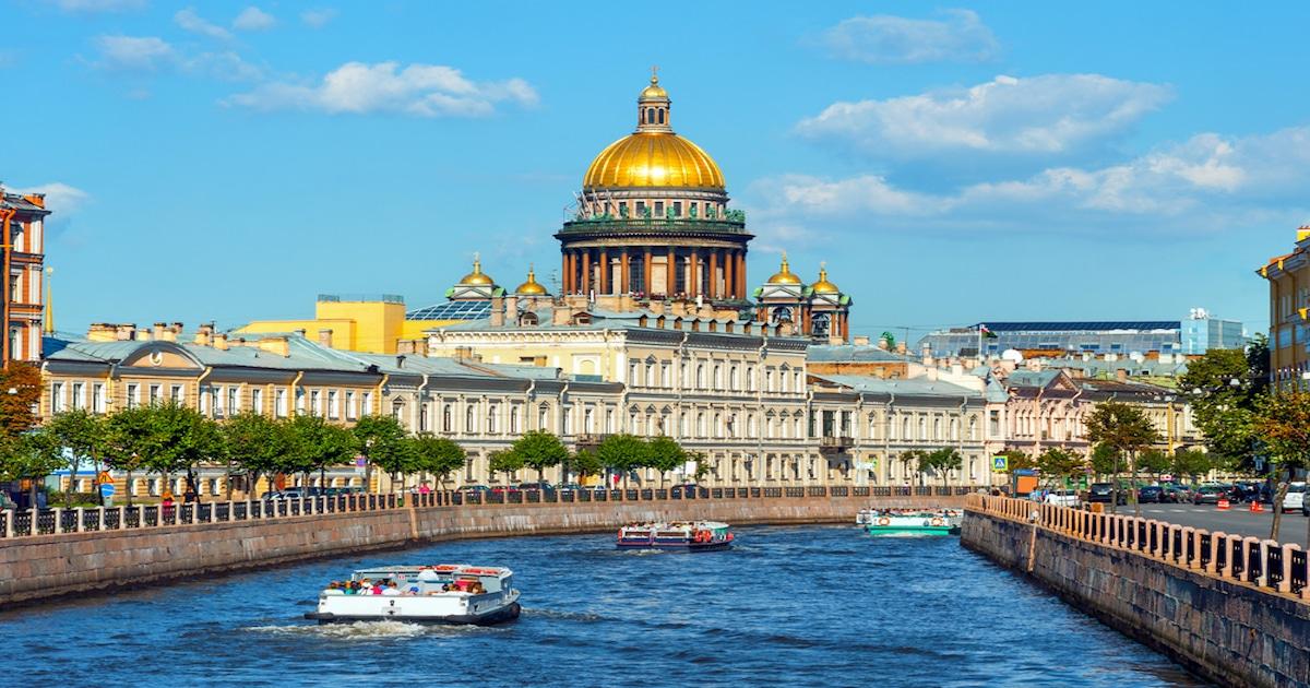 Landausflüge in St. Petersburg gehören zu jeder Ostsee-Kreuzfahrt