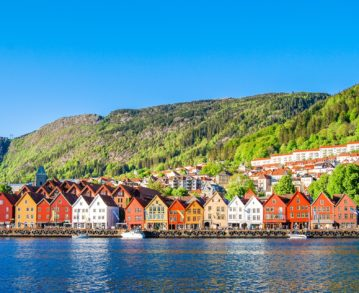 Landausflüge in Bergen