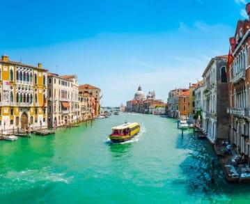 Landausflüge in Venedig
