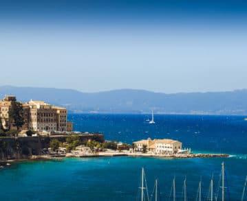 Landausflüge in Korfu