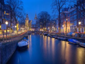Westeuropa-Landausflüge: Malerische Grachtenausflüge in Amsterdam