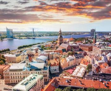 Landausflüge in Riga