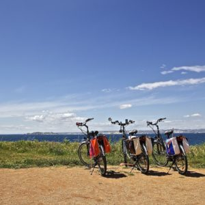 Landausflug in Marseille: Mit dem e-bike zu den Calanques außerhalb Marseilles
