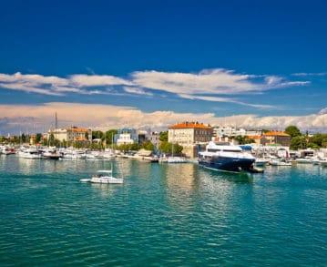 Landausflüge in Zadar