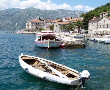 Landausflüge in Kotor: Malerische Bucht von Kotor