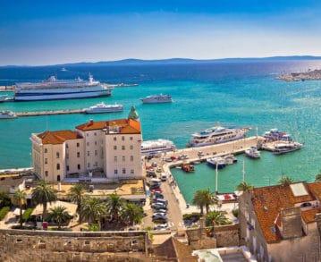 Kreuzfahrtausflüge in Split